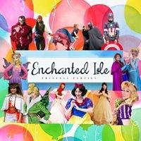 Enchanted Isle- Princess Party Visits