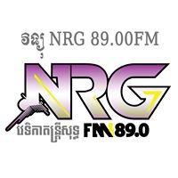 NRG89FM Cambodia