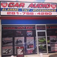 290 Car Audio & Tint