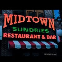 Midtown Sundries Restaurant and Bar