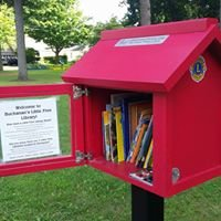 Buchanan Little Free Libraries