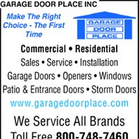 Garage Door Place, Inc.