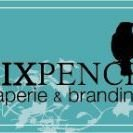 Sixpence Paperie & Branding