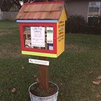 Little Free Library  Charter #34241 Iota, La