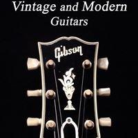 Vintage and Modern Guitar Shop
