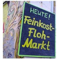 Feinkost Flohmarkt