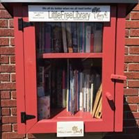 Little Free Library Charter# 33416 725 South Street Berlin, PA