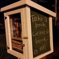 Little Garden Free Library LFL #15467