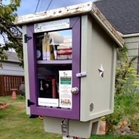 Starry Eyed Books Little Free Library #43259