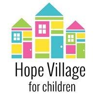 Hope Village for Children