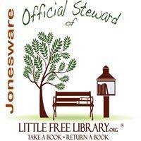 Jonesware Little Free Library #27932