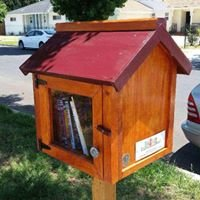 Little Free Library Winnetka Charter#34888