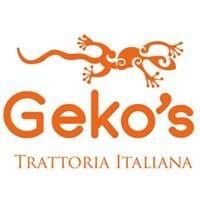 Geko's Trattoria Italiana Santa Cecilia