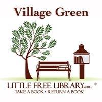 Village Green Little Free Library