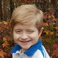 Help Camden Find A Cure