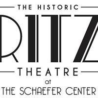 Historic Ritz Theatre at The Schaefer Center