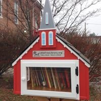 Little Free Library #25672  Manchester, MD