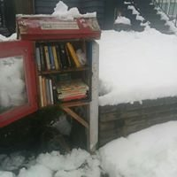 Little Free Library #7732 - Vancouver, Canada
