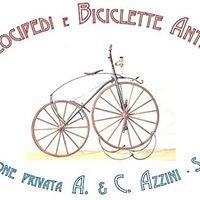 Velocipedi e Biciclette Antiche collezione privata A&C Azzini