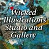 Wicked Illustrations Studio and Gallery