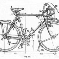 Ruota Libera13 Contemporary Urban Single Speed & Fixed Gear Bicycles