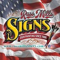 Russ Mills SIGNS