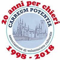 Carreum Potentia associazione volontariato culturale