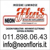 Insegne Neon Floris