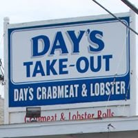 Days Crabmeat and Lobster Take Out