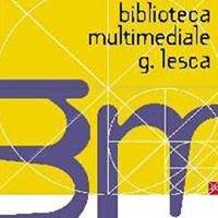 """Biblioteca multimediale """"Giuseppe Lesca"""""""