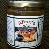 Albie's of Maine Original Barbecue Sauce and Marinade