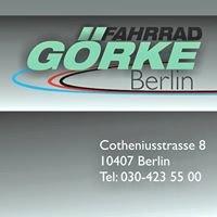Fahrrad Görke Berlin