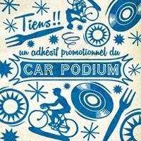 Le Car Podium