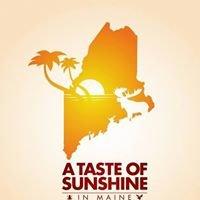 A Taste of Sunshine in Maine