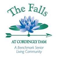 Falls At Cordingly Dam