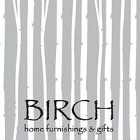 BIRCH home furnishings and gifts