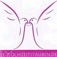 Die Leipziger Hochzeitstauben
