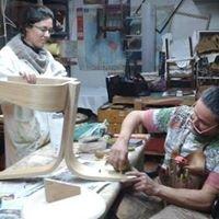 Taller de restauración de Aileen Serrano