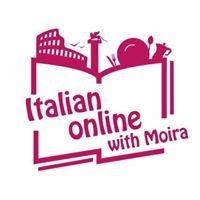 Italian online with Moira