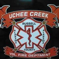 Uchee Creek Volunteer Fire Department