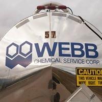 Webb Chemical Service Corporation