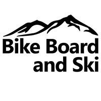 Bike, Board and Ski