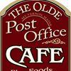 The Olde Post Office Cafe