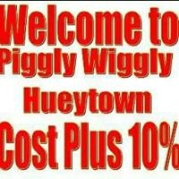 Piggly Wiggly Cost Plus Bham