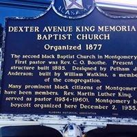 Dexter Avenue United Methodist Church