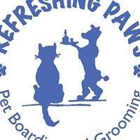 Refreshing Paws