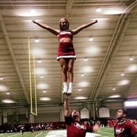 Hinds Community College Cheerleaders