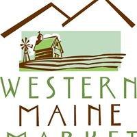 Western Maine Market
