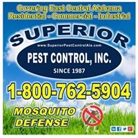 Superior Pest Control, Inc.