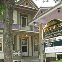 Foothills Management